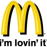 McDonald's I'm lovin' it logo