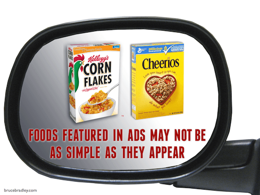 Food marketers like to portray their products as pure and simple when they really aren't
