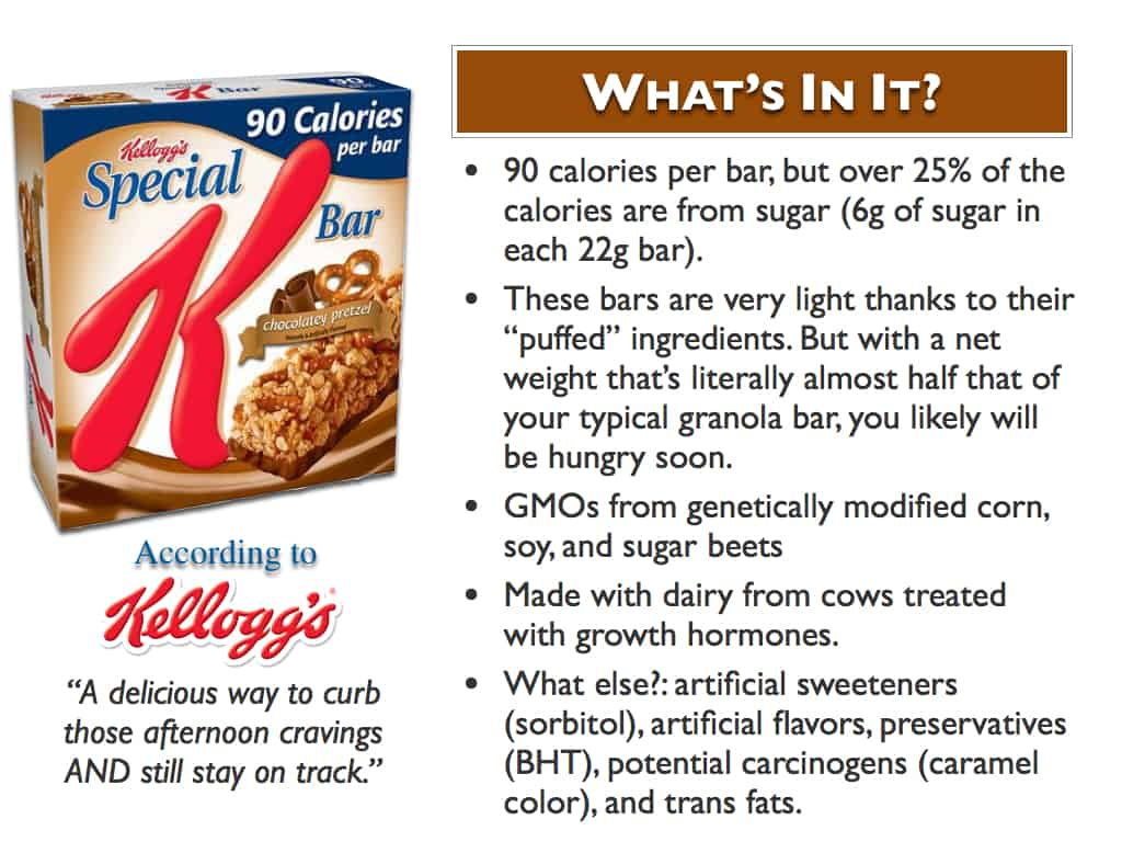 Is Kellogg S Special K A Healthy Way To Lose Weight