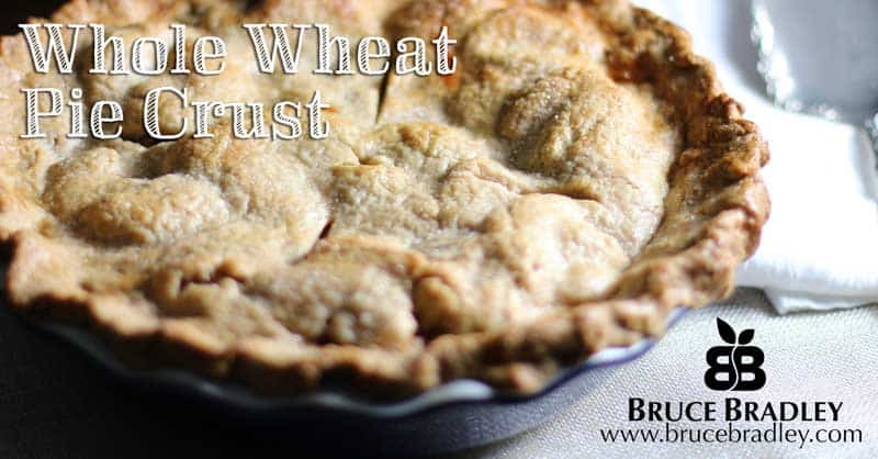 Recipe: 100% Delicious Whole Wheat Pie Crust