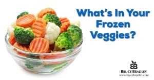What's really in your bag of sauced, frozen vegetables? Another Big Food surprise!
