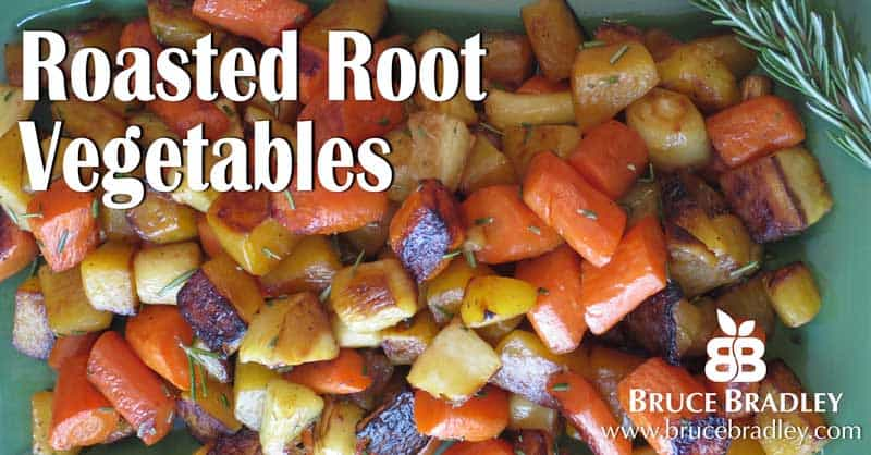 Eat more veggies and satisfy your sweet tooth with roasted roots!