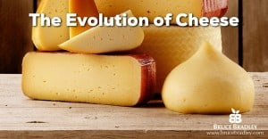 Bruce Bradley documents the scary evolution of cheese from REAL food to an industrialized mess