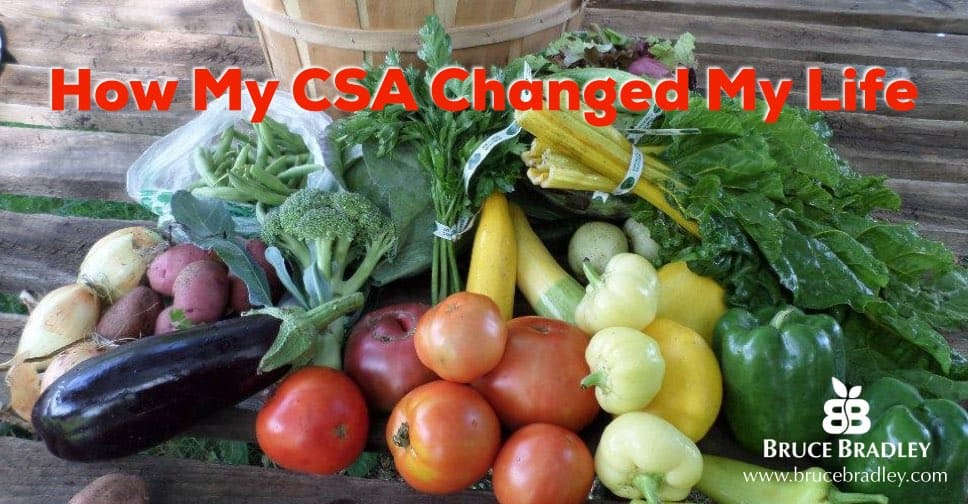 How My CSA Changed My Life