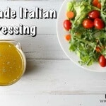 Bruce Bradley's Absolutely Best Italian Oil and Vinegar Salad Dressing Recipe