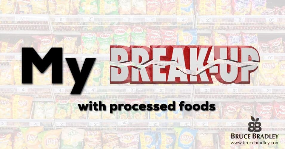 Why I Quit Eating Processed Foods