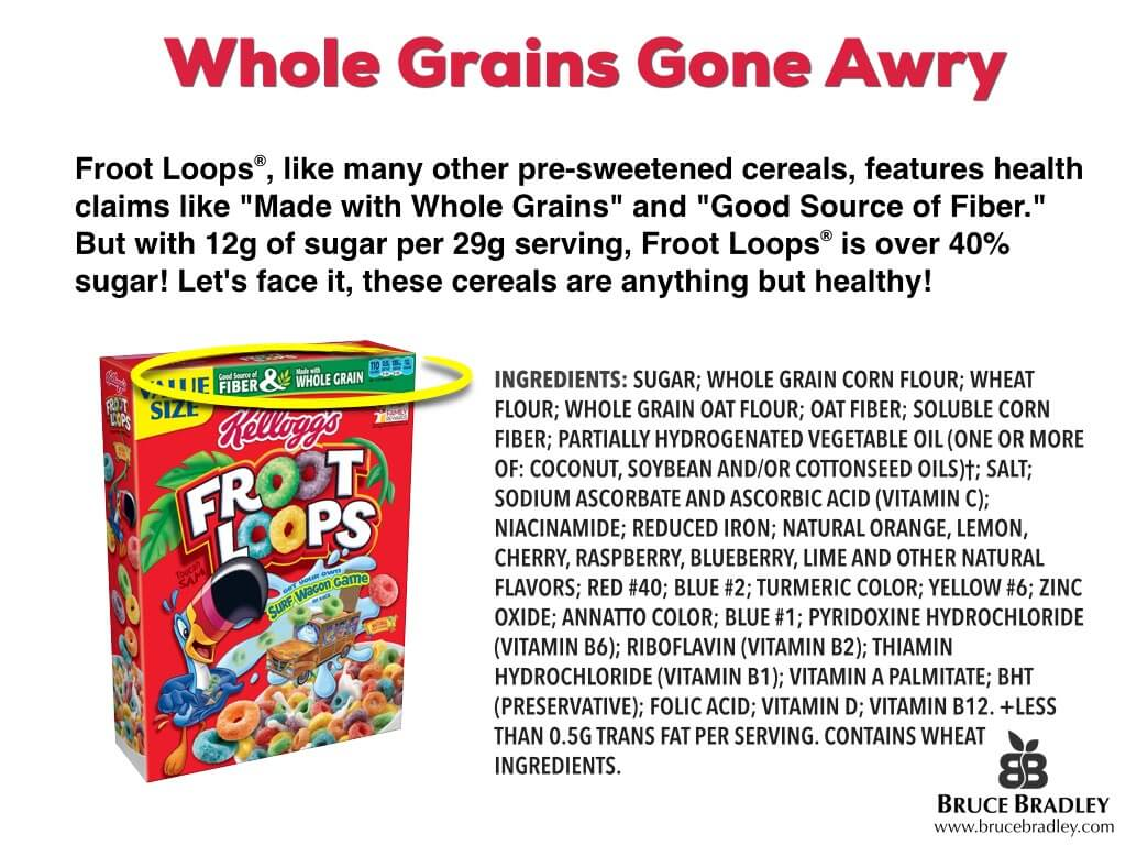 Are food companies trying to fool you with whole grains?