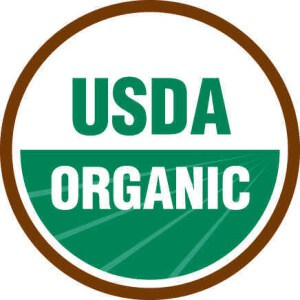 The USDA Organic Seal is only available for two of the four organic ingredient claims.