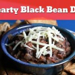 Finding healthy, great-tasting dips can be a challenge. That's why this Hearty Black Bean Dip recipe comes in so handy!