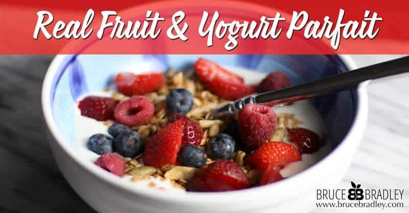 mcdonalds fruit and yogurt parfait healthy jamaican fruits